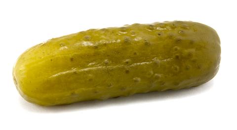 Mmmm...Pickle...